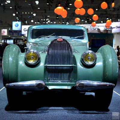 Automobile Masterpieces in Essen