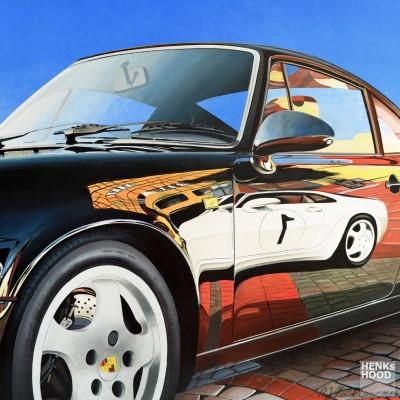 A.J.Holsheimer: Porsche 964 reflections
