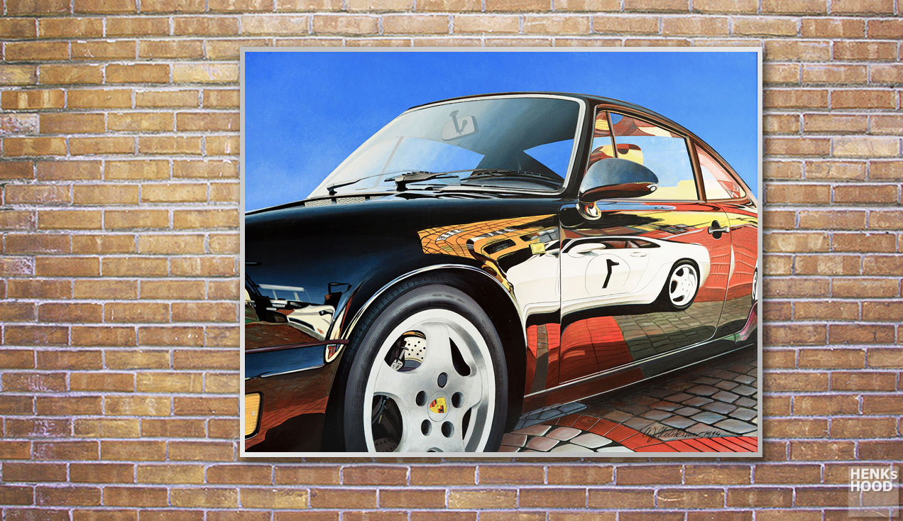 HolsheimerAJ_Porsche-964_Hattersheim_wall