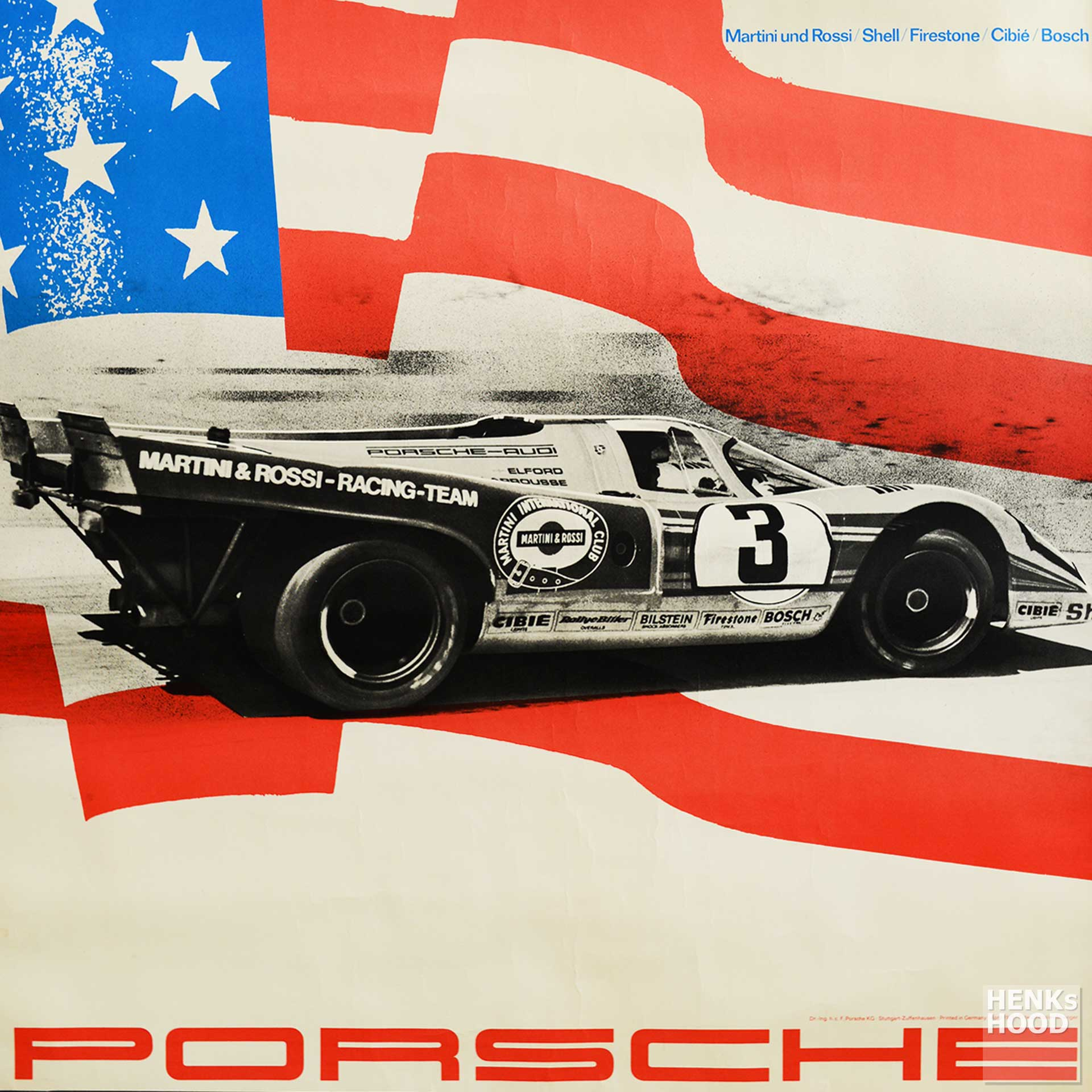 Erich Strenger: 12 Hours of Sebring 1971