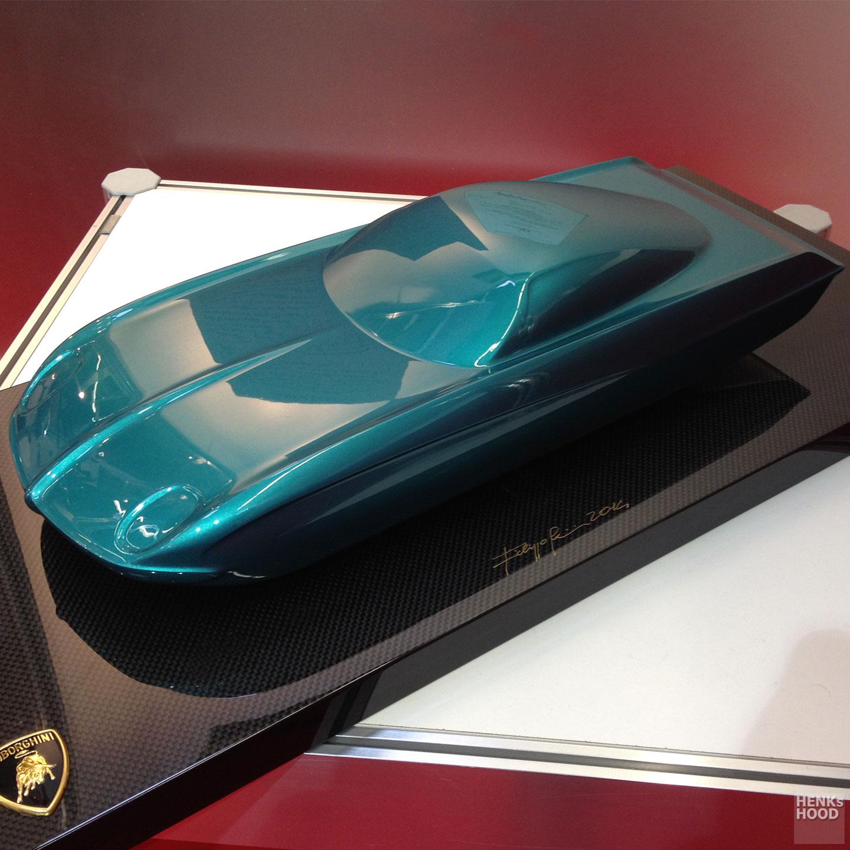 MR Collection: Lamborghini 350 GTV