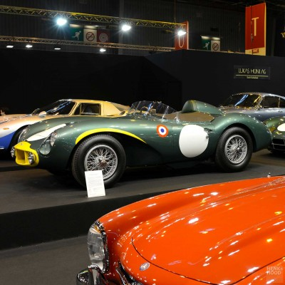 Retromobile Paris 2014 - tres vivant!