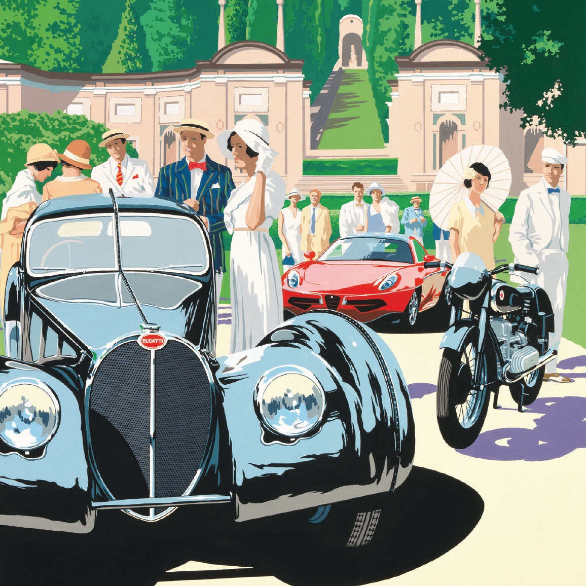 upcoming: Concorso d'Eleganza Villa d'Este '14
