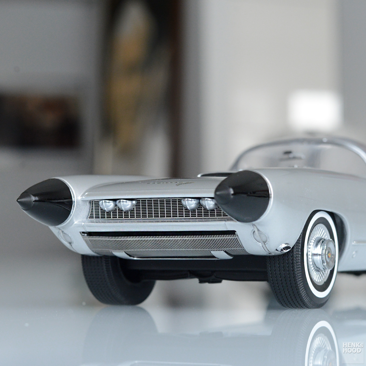 1959 Cadillac Cyclone XP 74 by Minichamps