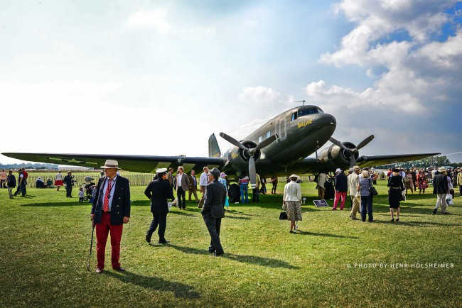 Goodwood Revival 2014 - not only cars!