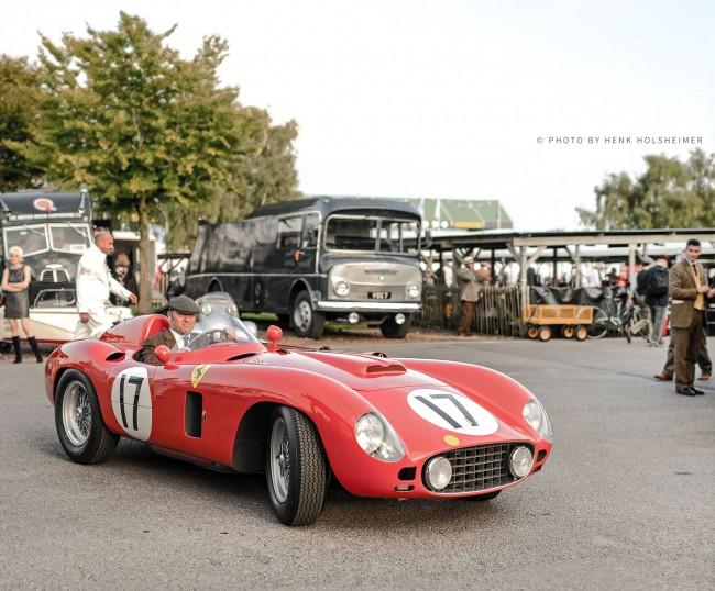 Ferrari 860 Monza, Goodwood Revival 2014