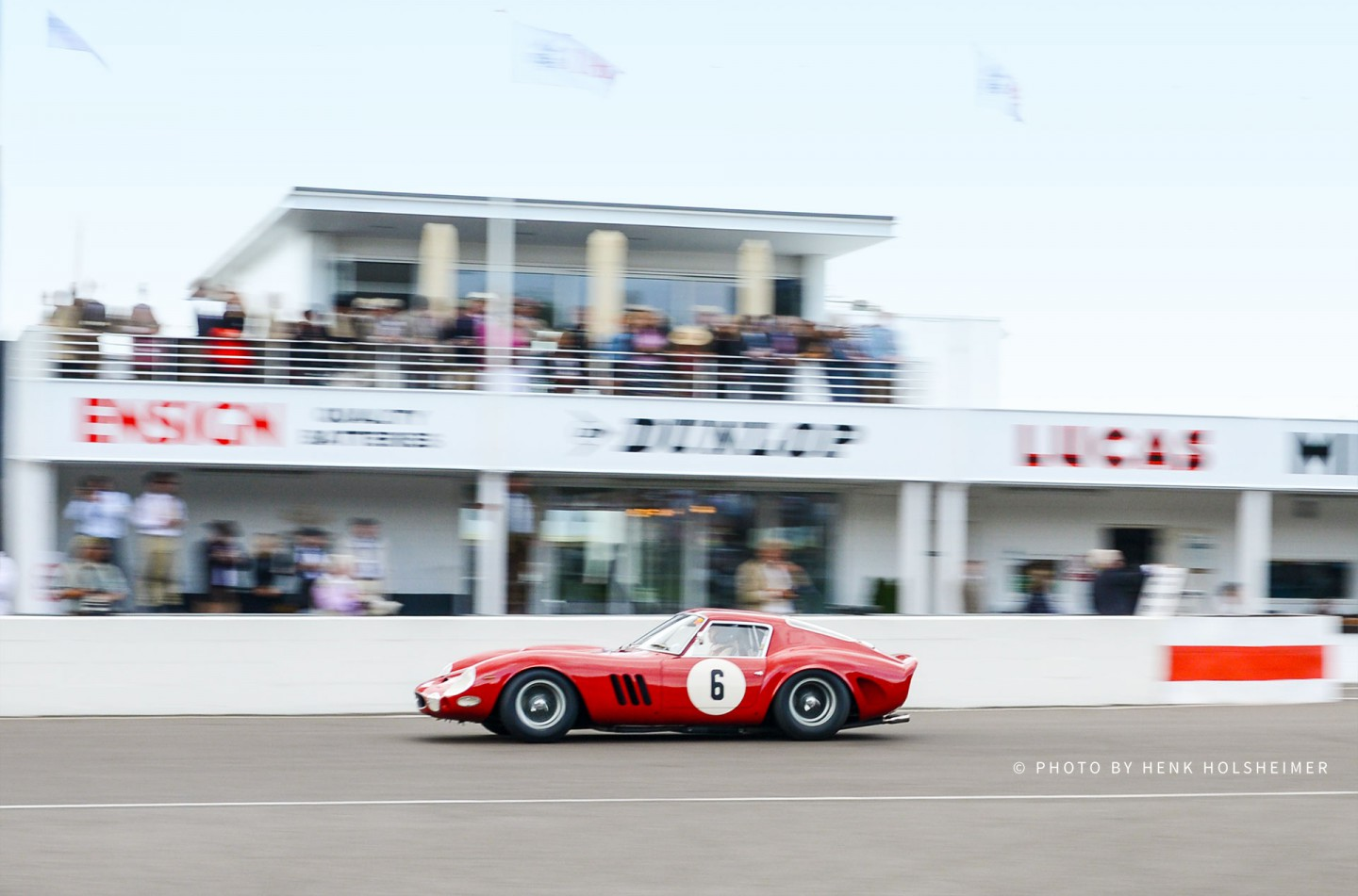 Ferrari 330GTO, Goodwood Revival 2014