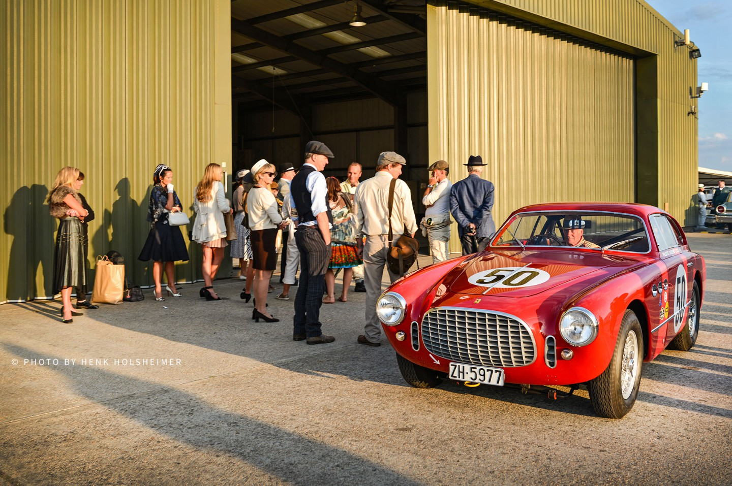 Goodbye Goodwood! - Goodwood Revival 2014 -