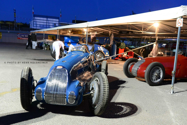 Bugatti Type 73C at Goodwood Revival 2014